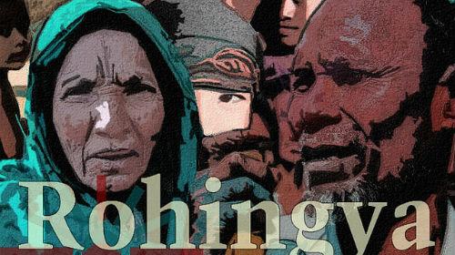 Rohingya-Muslime