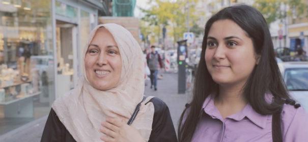 Ausschnitt aus dem Video #IslamiQfragt