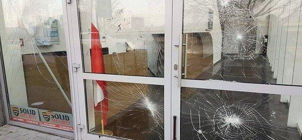 Angriff auf islamisches Kulturzentrum in Warschau