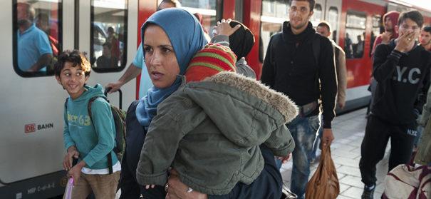 Studie zu Flüchtlinge und Kopftuch © shutterstock
