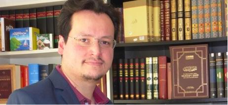Der muslimische Akademiker Mehmet Genç © privat