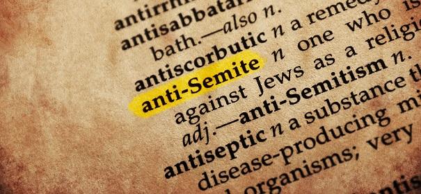 Antisemitismus © shutterstock