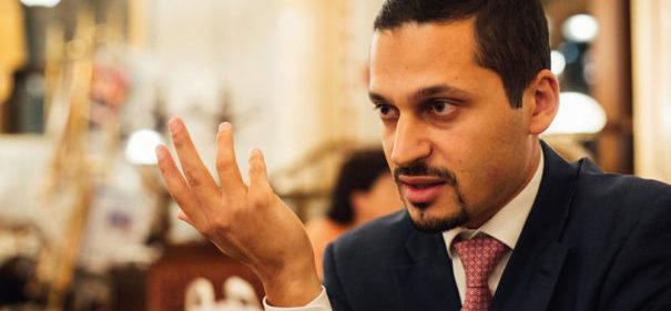 Dr. Farid Hafez über Integration, Islam und die österreichische Regierung. © perspektif.eu