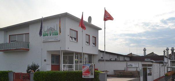 aktuelle DITIB-Moschee in Karlsruhe
