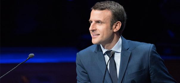 Emanuel Macron © shutterstock