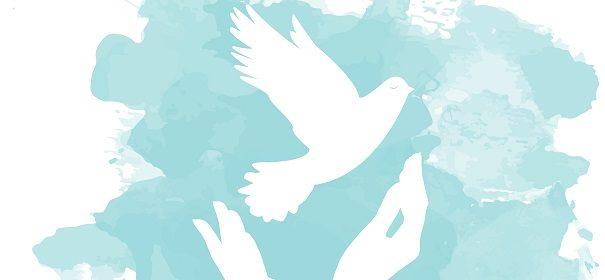 Symbolbild: Frieden, Friedensinitiative © shutterstock, bearbeitet by iQ.