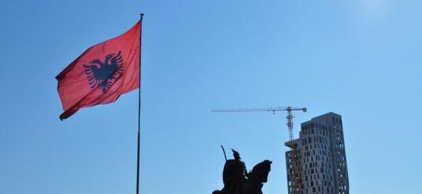 Tirana: die Hauptstadt Albaniens.© shutterstock