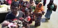 Rohingya Bootsunglück