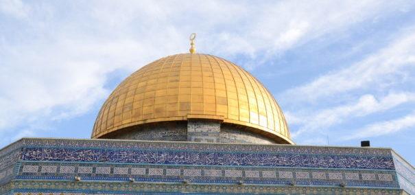 Der Felsendom, ein Wahrzeichen Jerusalem s © ÜmmüSelimeTüre