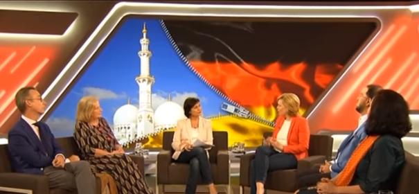 Screenshot: Talkshows - Maischberger und Co. © Youtube, bearbeitet by iQ.