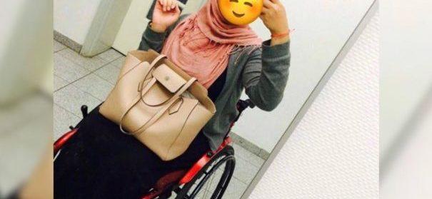 Fatima F. durfte nicht im Fitnessstudio trainieren. © Facebook, bearbeitet by IslamiQ