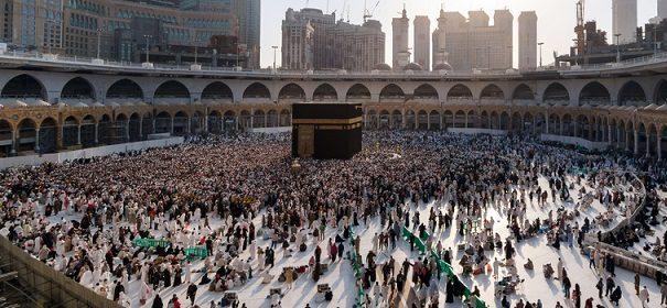 Hadsch, Mekka, Pilgerfahrt, Saudi-Arabien