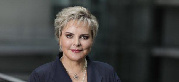 Die CDU-Politikerin Veronika Bellmann, die keine Muslime in der CDU sehen möchte. © Phototek Thomas Köhler