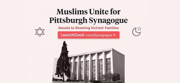 Muslime spenden für Pittsburgh-Opfer