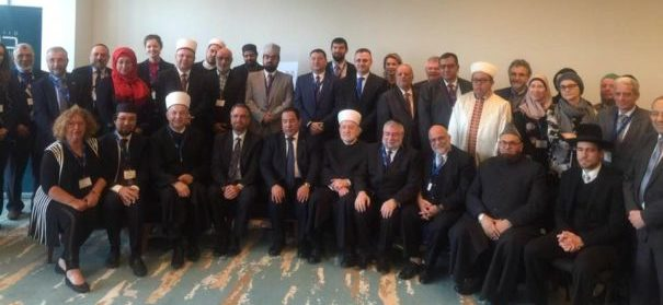 Muslim-Jewish Leadership Council MJLC (c)facebook