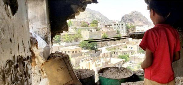Symbolbild: zerstörtes Jemen. © shutterstock