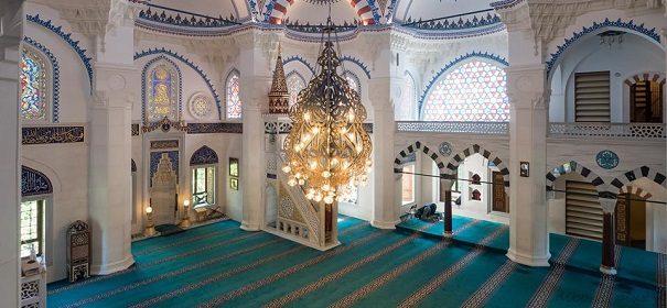 Hygiene-Konzept für Moscheen
