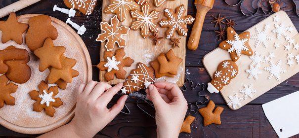 Symbolbild: Weihnachtskekse