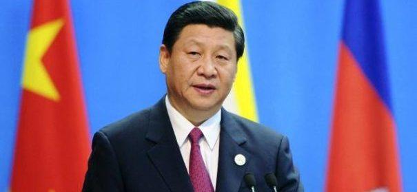 China: Staatschef Xi Jinping (c)facebook, bearbeitet by islamiQ