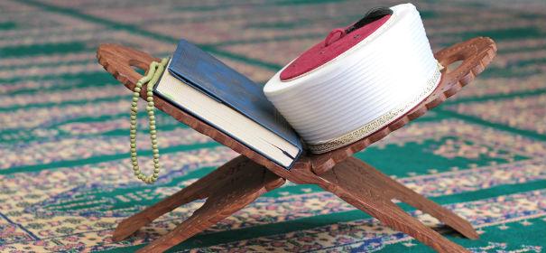 Symbolbild: Imamausbildung in Deutschland, Islamkolleg © Shutterstock, bearbeitet by iQ.