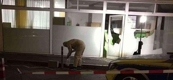 Brandanschlag auf IGMG-Moschee in Lauffen