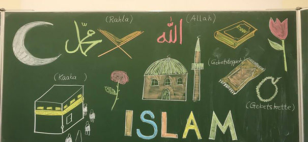 Islamunterricht, Stiftungsmodell