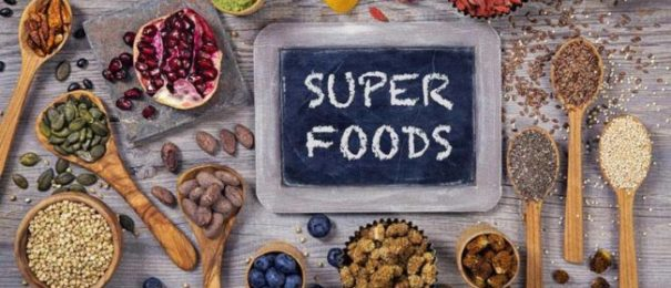 Superfoods (c)facebook, bearbeitet by islamiQ