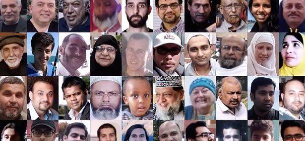 Christchurch-Opfer © Facebook, bearbeitet by IslamiQ.