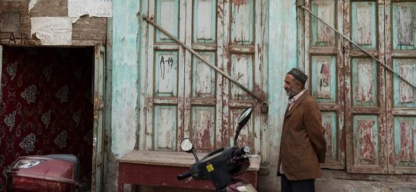 Symbolbild: Uiguren, Umerziehungslager, China