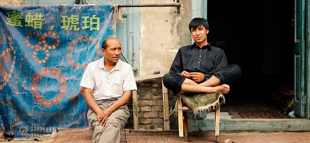 Uiguren © shutterstock bearbeitet by IslamiQ.