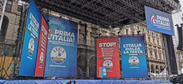 Europaweites Rechtsbündnis feiert «neue Ära» in Mailand