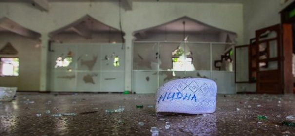 Islamfeindliche Ausschreitungen in Sri Lanka
