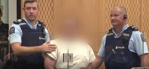 Christchurch-Attentäter, Terroranschlag