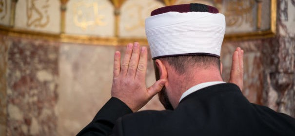 Registrierung von Imamen