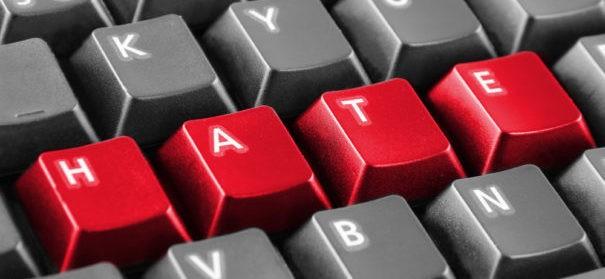 Rechte Hetze, Extremismus, Beleidigung und Hass im Netz, Hate Speech