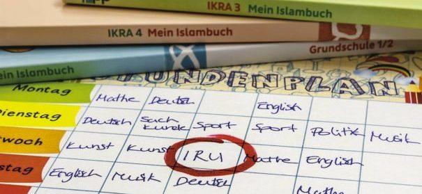 Symbolbild: Islamunterricht, Wahlpflichtfach, IRU