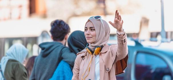 Muslimin, Kopftuch, Diskriminierung