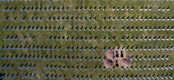 Symbolbild - Völkermord, Genozid