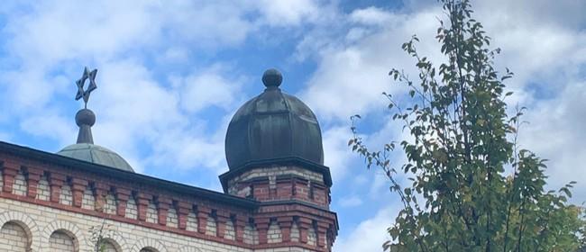 Synagoge Halle Überlebende