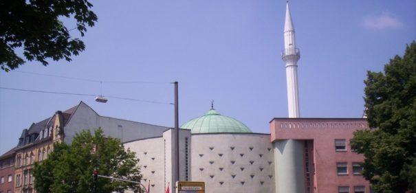 DITIB-Moschee in Mannheim