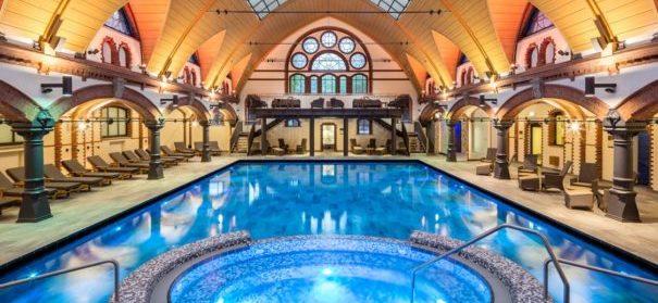 Schwimmbad für Muslime