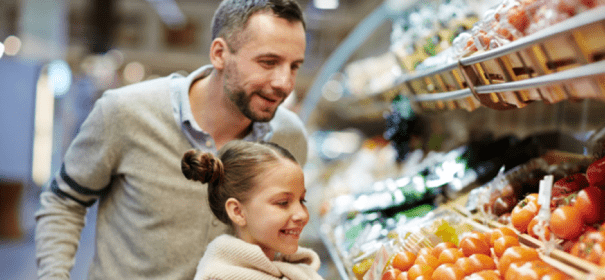 Bestimmung von Halal-Lebensmitteln © shutterstock, bearbeitet by iQ.