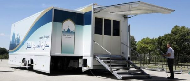 Mobile Moschee
