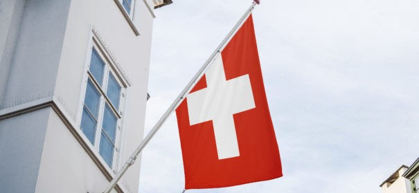 Schweiz Minarett