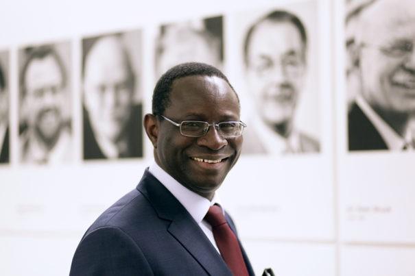 Dr.Karamba Diaby (c)privat, bearbeitet by iQ