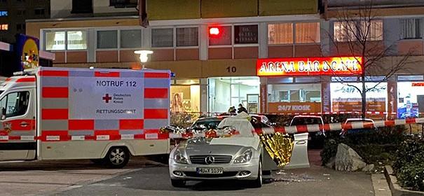 Anschlag in Hanau