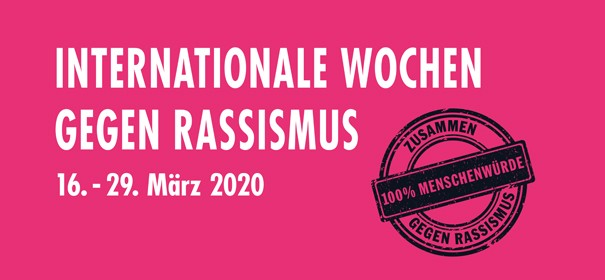 Internationale Wochen gegen Rassismus beginnen