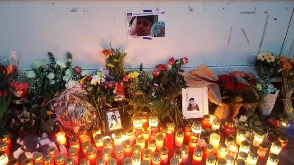 Motiv: Attacke auf den 15-jährigen Arkan Hussein Khalaf in Celle, Rechtsextremist ©Facebook, bearbeitet by iQ