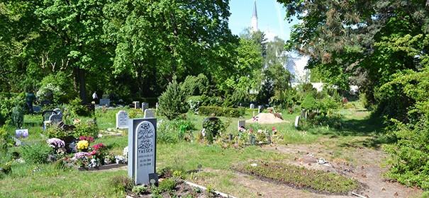 islamische Bestattungen © privat, bearbeitet by iQ