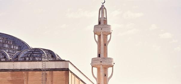 Moschee in Rom, Muslime in Italien